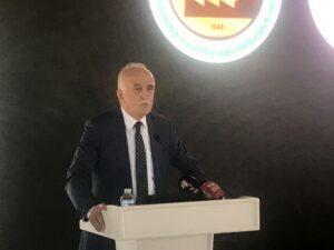 Kültür ve Turizm Bakanlığı Vakıflar Genel Müdürü Burhan Ersoy