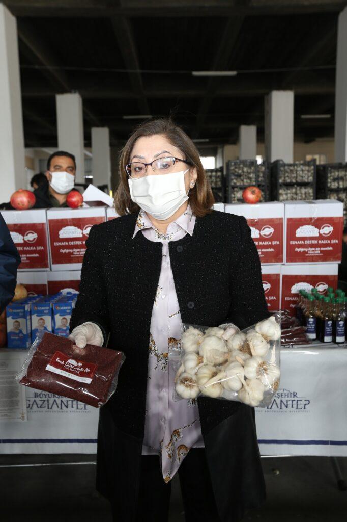 Gaziantep Büyükşehir Belediyesi, Gaziantep Araban sarımsağının Avrupa Birliği'nde de tescillenmesi için başvuruda bulundu.