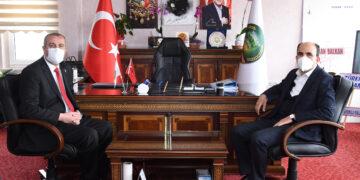 Konya Büyükşehir Başkanı Altay'dan 4 ilçeye proje ziyareti