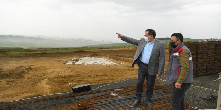 Samsun Büyükşehir Belediye Başkanı Mustafa Demir, Asarcık ve Havza ilçelerinde hizmete giren altyapı yatırımlarını yerinde inceledi.