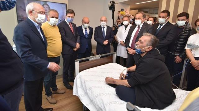 Torbalı Belediye Başkanı İsmail Uygur, tedavi gördüğü hastanede hayatını kaybetti.