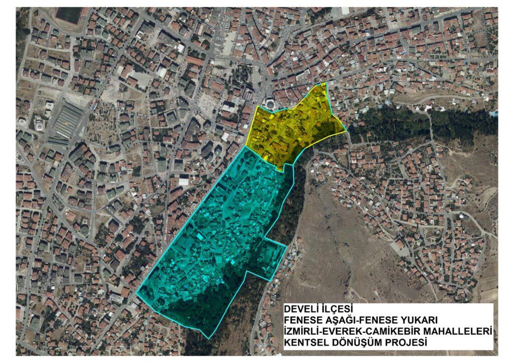 Kayseri Büyükşehir Başkanı Büyükkılıç, Develi Belediyesi ile saha tespitlerinin tamamlandığını ve şehirleşmeyi ön planda tuttuklarını ifade etti.