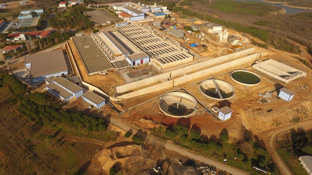 Şile İçme Suyu Arıtma Tesisi ise yüzde 50 oranında tamamlandı. Her iki tesisin de 2021 yılı içinde tamamlanması hedefleniyor