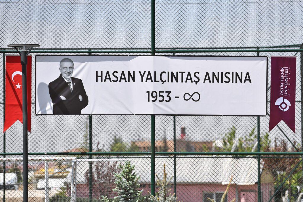 Ankara Büyükşehir Belediyesi, Covid-19 nedeniyle hayatını kaybeden ANFA Yönetim Kurulu Başkanı Hasan Yalçıntaş'ın anısını yaşatacak.