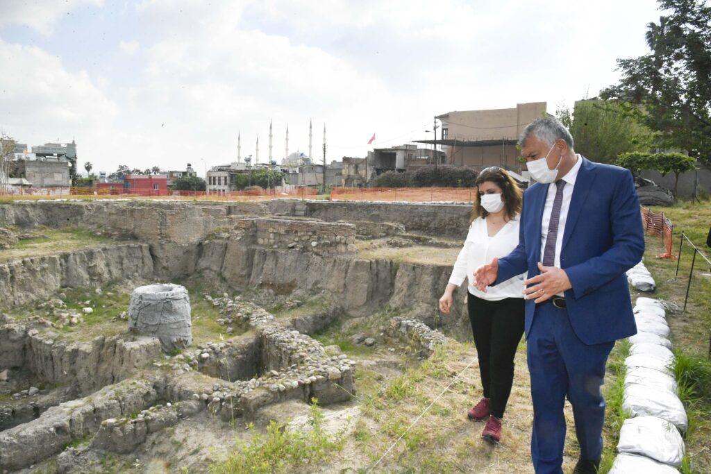 Büyükşehir Belediye Başkanı Karalar, önemli turizm destinasyonu olabilecek Adana'nın turizm kenti olması için geniş kapsamlı çalışma başlattı.